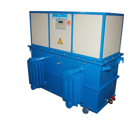 ervo Controlled Voltage Stabilizers - Oil Cooled