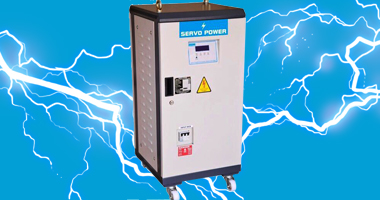 Servo Controlled Voltage Stabilizer Air Cooled